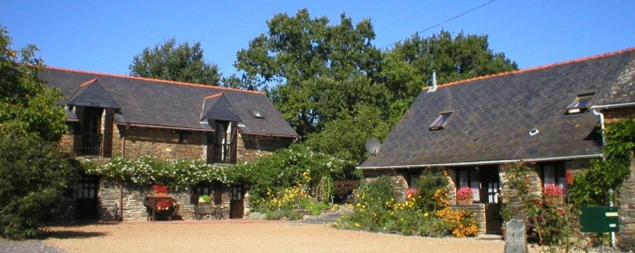 Super South Brittany Cottages La Cour Home Download Free Architecture Designs Terstmadebymaigaardcom